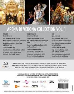 Arena di Verona Collection,Vol.1 [Blu-ray]