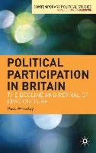 Political Participation in Britain