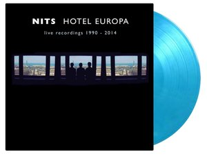 Hotel Europa (Limited Transparent Blue Vinyl)
