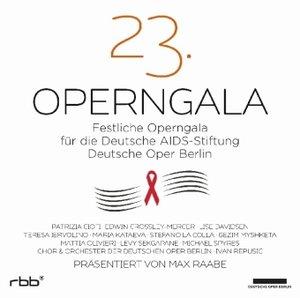 23.Operngala für die AIDS-Stiftung