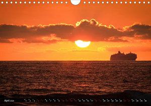 Sunsets of Hawaii (Wandkalender 2020 DIN A4 quer)