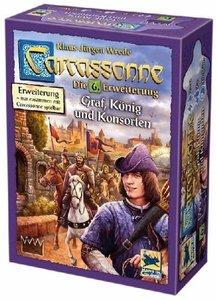 Carcassonne - Graf, König & Konsorten