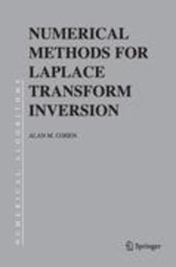 Numerical Methods for Laplace Transform Inversion
