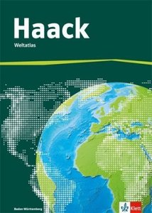 Der Haack Weltatlas für Sekundarstufe 1. Ausgabe Baden-Württembe