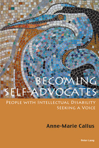 Becoming Self-Advocates