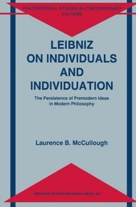 Leibniz on Individuals and Individuation