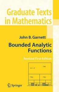 Bounded Analytic Functions