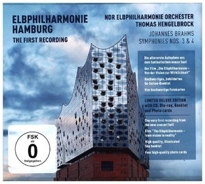 Sinfonien 3 & 4 (Ltd.Deluxe Edition/CD+BluRay)