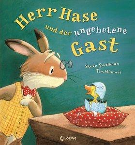 Smallman, S: Herr Hase und der ungebetene Gast