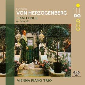 Klaviertrios op.24 & 36
