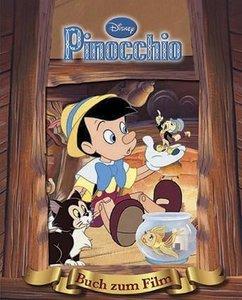 Disney: Pinoccio mit Kippbild