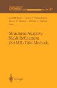 Structured Adaptive Mesh Refinement (SAMR) Grid Methods
