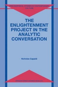 The Enlightenment Project in the Analytic Conversation