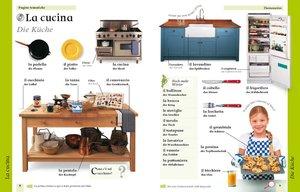 Bildwörterbuch Italienisch