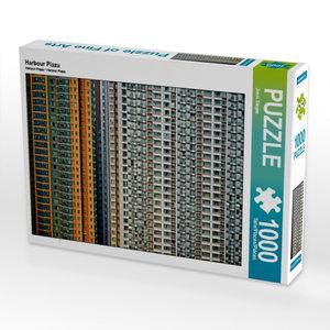 Harbour Plaza 1000 Teile Puzzle quer