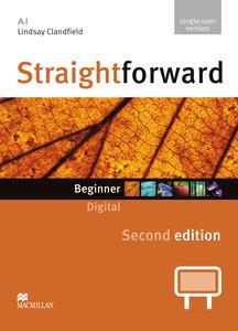 Straightforward. Beginner. Digital Material for Teachers (DVD-RO