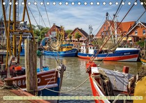 Reise an die Nordsee - Weltnaturerbe Wattenmeer, immer an der Kü