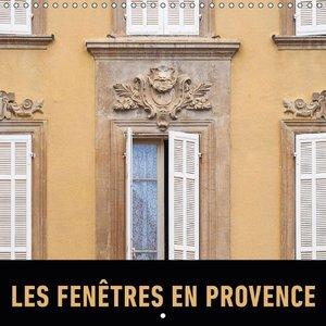 Les fenêtres en Provence (Calendrier mural 2015 300 × 300 mm Squ