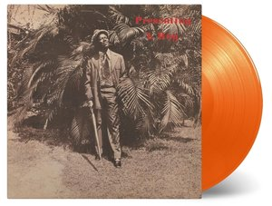 Gussie Presenting I Roy (Limited Orange Vinyl)