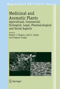 Medicinal and Aromatic Plants