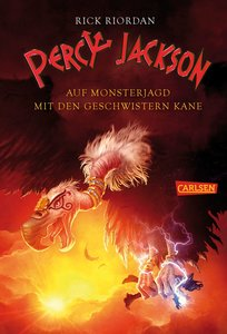 Percy Jackson: Percy Jackson - Auf Monsterjagd mit den Geschwist