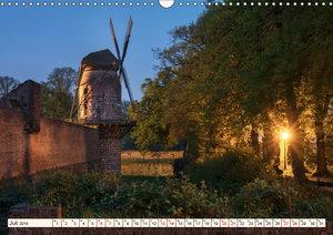 Märchenhafter Niederrhein (Wandkalender 2019 DIN A3 quer)