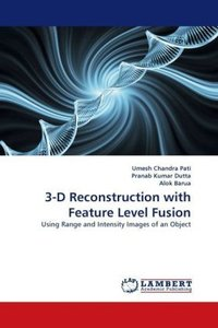 3-D Reconstruction with Feature Level Fusion