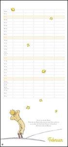 Der Kleine Prinz Familienplaner Kalender 2020