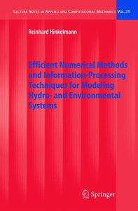Efficient Numerical Methods and Information-Processing Technique