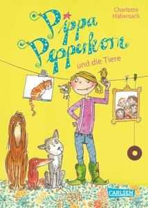 Pippa Pepperkorn 02: Pippa Pepperkorn und die Tiere