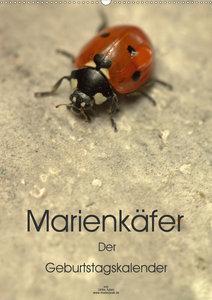 Marienkäfer - Der Geburtstagskalender