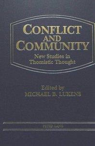 Conflict and Community