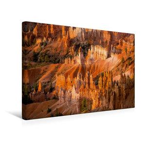 Premium Textil-Leinwand 45 cm x 30 cm quer Bryce Canyon
