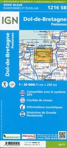 1216SB Pontorson.Dol-de-Bretagne