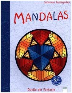 Mandalas - Quelle der Fantasie