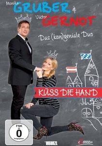 Küss die Hand - Monika Gruber & Viktor Gernot - Das (kon)geniale