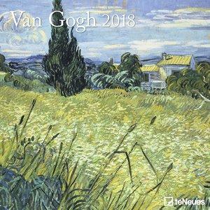 Vincent van Gogh 2018. Broschürenkalender