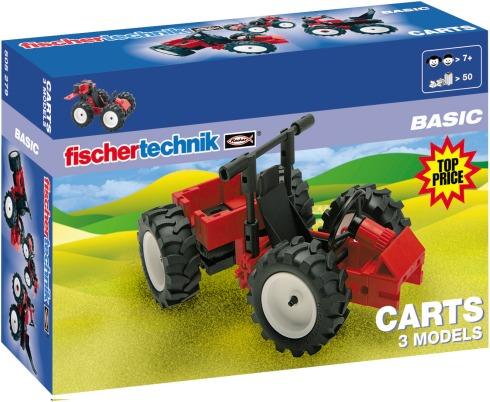 Fischertechnik 505279 - Carts - zum Schließen ins Bild klicken
