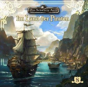Das schwarze Auge - Im Land der Piraten, 1 Audio-CD