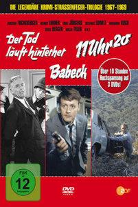 ZDF-Krimi-Straßenfeger-Box