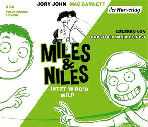 Miles & Niles - Jetzt wird\'s wild