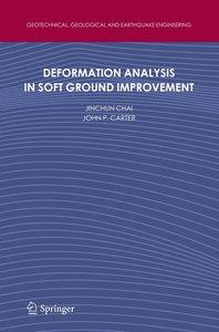 Deformation Analysis in Soft Ground Improvement