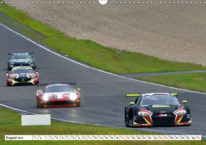 Faszination GT3 RACING (Wandkalender 2019 DIN A3 quer)