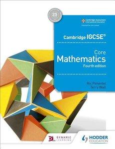 Cambridge IGCSE Core Mathematics