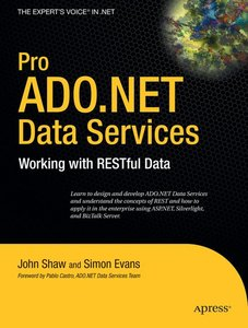 Pro ADO.NET Data Services
