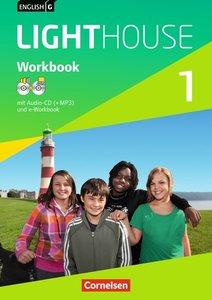 English G LIGHTHOUSE 1: 5. Schuljahr. Workbook mit CD-ROM (e-Wor