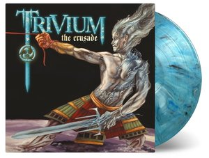 The Crusade (Limited Blue/White/Black Mixed Vinyl)
