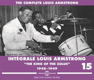 "Int?grale Louis Armstrong Vol.15 ""The King Of The"
