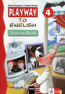 Playway to English 4. Activity Book