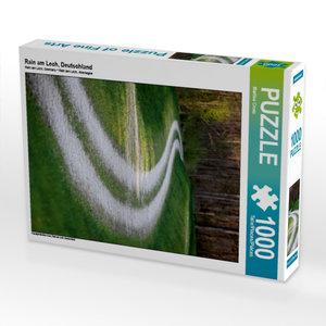 Rain am Lech, Deutschland 1000 Teile Puzzle hoch